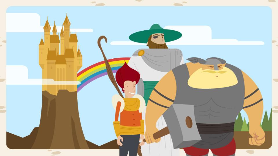 Viking Sagas. Odín crea el mundo.
