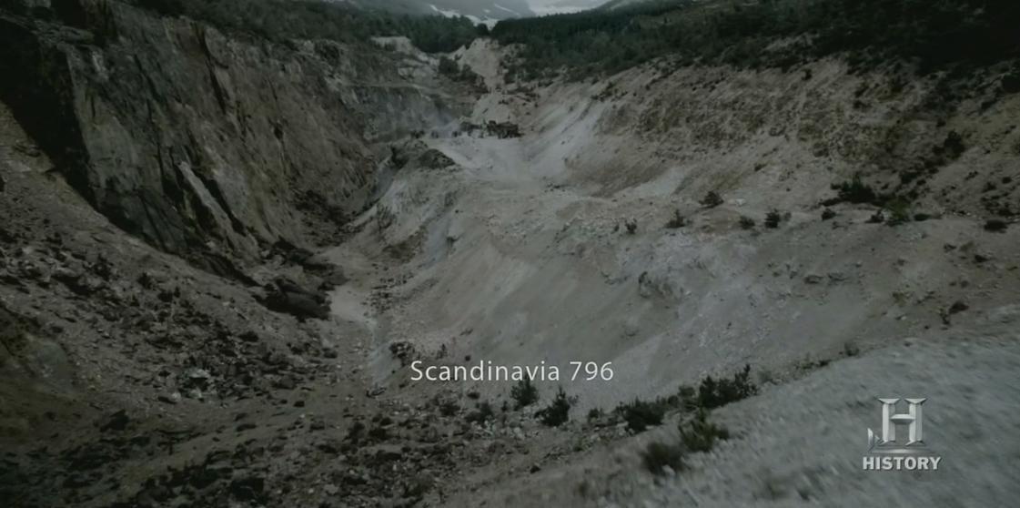 Escandinavia año 796 - Suecia.