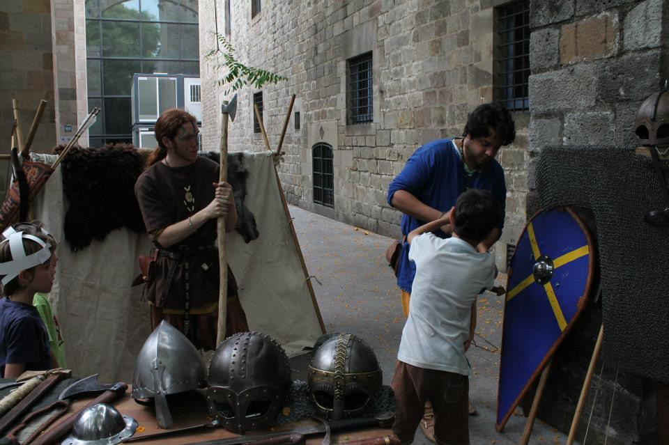 Hreus de la Història @ Museu Marítim Barcelona