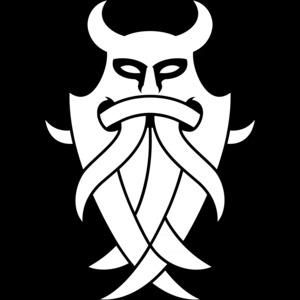 Máscara de Odín.