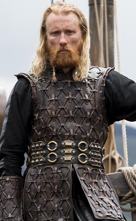 Jarl Borg, interpretado por Thorbjørn Harr