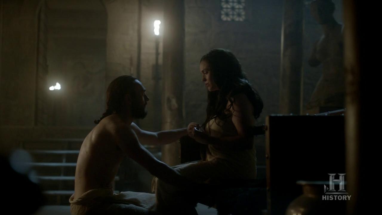 Athelstan y Judith.