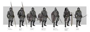 Armas vikingas Viking weapons