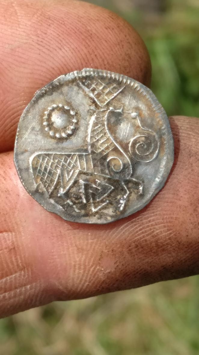 Monedas vikingas