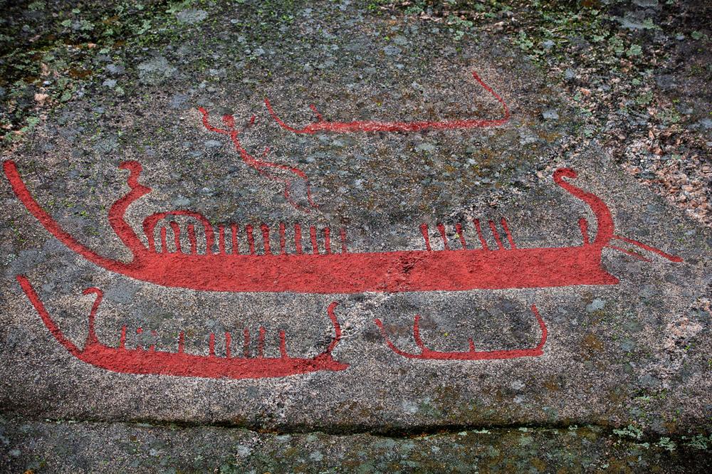 Østfold viking ship