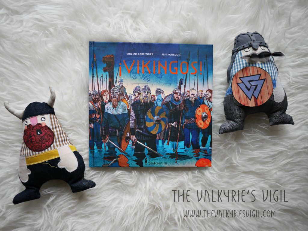 ¡Vikingos! Nórdica infantil