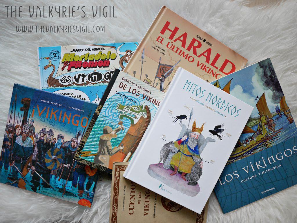 Libros vikingos