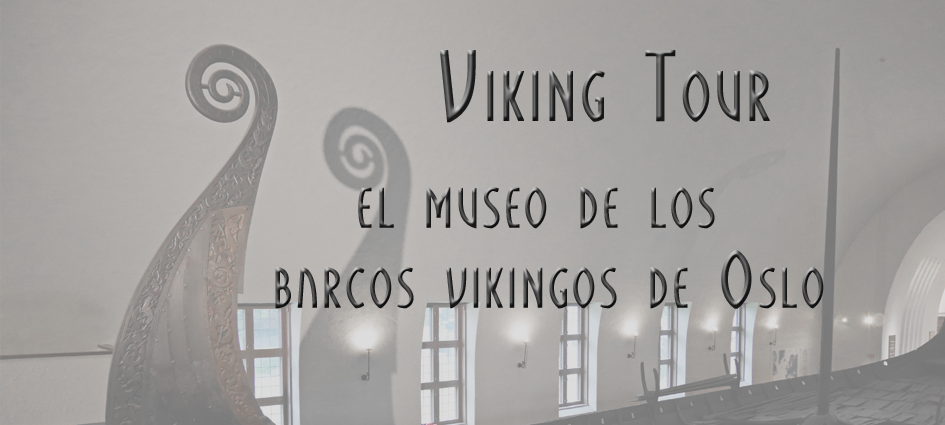Mueo barcos vikingos